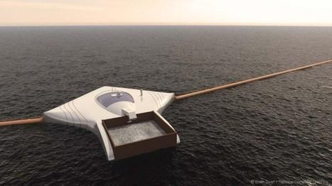 A 19 ans, Boyan Slat a peut-être trouvé comment nettoyer les océans   Chuchoteuse d'Alternatives   Scoop.it