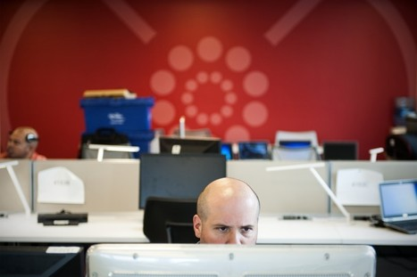 A case against the office cubicle | Leadership at Work | Scoop.it