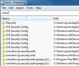 Trouver instantanément vos fichiers sous Windows avec Everything | Mes outils numériques | Scoop.it