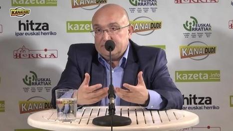 AHOAN BILORIK GABE: Patxi Baztarrika - Euskara | Hizkuntz gutxituak eta Euskara | Scoop.it