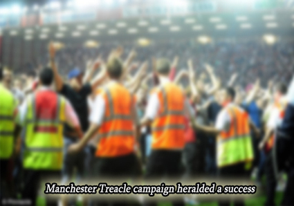 Manchester Treacle Campaign Heralded a Success | All Accident Claims Blog | Scoop.it