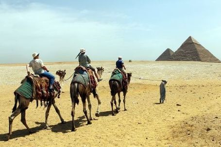 Egyptian Tourism Minister heads to Germany | Égypte-actualités | Scoop.it