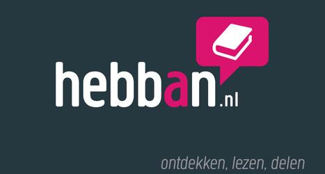 'Hebban' wordt nieuwe Nederlandse boekencommunity | trends in bibliotheken | Scoop.it
