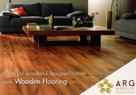 World of wonderful designed homes with Wooden Flooring | Residential Projects | Scoop.it