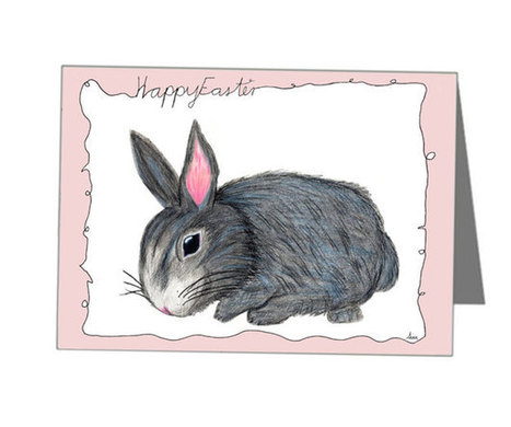 Whimsical easter bunny cuteness - Free | Artist and Crafter Showcase | Scoop.it