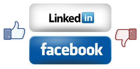 Facebook vs. LinkedIn for B2B Marketing | Web Social & Business: adoptez les bonnes pratiques ! | Scoop.it
