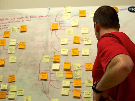7 Steps For Putting Ideas Into Action | Intelligent Business Information Network | Scoop.it