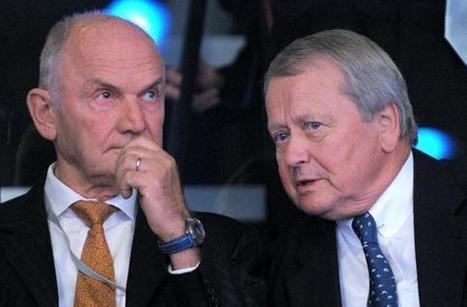 Sept fonds spéculatifs réclament 1,8milliard de dollars à Porsche   Lets Talk Finance France   Scoop.it