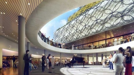 As £188m Library of Birmingham opens, others continue to struggle | Publishing News Industry | Scoop.it
