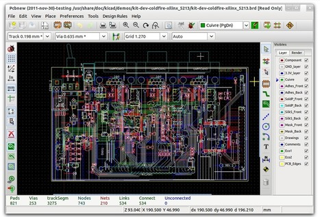 KiCad EDA Software Suite - Kicad EDA - KiCad EDA | Daily Magazine | Scoop.it