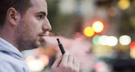 Coto al cigarrillo, aunque sea electrónico   Science   Scoop.it