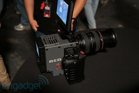 RED makes the Scarlet official, 5K stills and 4K video for $9,750 | Videography | Scoop.it