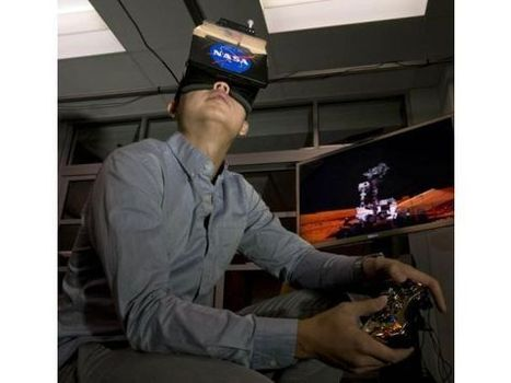 Tech visionaries meet to gaze at virtual reality's future with Oculus Rift - OCRegister   advanced technologies   Scoop.it