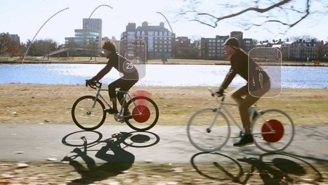 See The Invention That Just Changed Biking Forever | Sustainability | Scoop.it