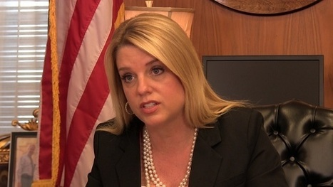 Florida AG Pam Bondi Continues Efforts to Combat Human Trafficking | Restore America | Scoop.it