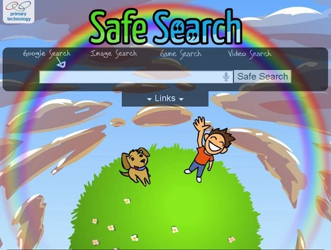 Safe Search - Primary School ICT   Media Literacy is Elementary   Scoop.it