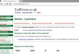 10 useful websites for ELT | Technology and language learning | Scoop.it