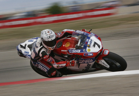 Spain's Carlos Checa, Italy's Marco Melandri win World Superbike races | The Salt Lake Tribune | Ductalk | Scoop.it