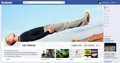 Facebook Timeline : 6 étapes pour maîtriser votre nouveau journal | eTourisme - Eure | Scoop.it