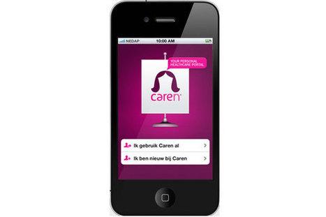 HM A 3: Caren: gratis app voor mantelzorgers   Ondersteunende Technologie   Scoop.it