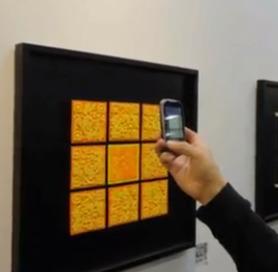 QR-Code 3d-prints / artist Pedro Morales   artcode   Scoop.it
