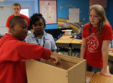 Engineering a new middle-school experience | COLLEGE OF ENGINEERING | Education | Scoop.it