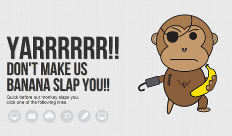 Effective 404 Error Pages: Best Practice and Examples | New Media PA | Scoop.it