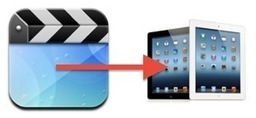 Copy Movies to the iPad the Easy Way   Tech-Teach-Learn   Scoop.it