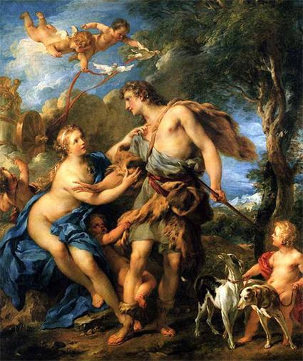 The myth of Aphrodite and Adonis   Aphrodite Webquest   Scoop.it