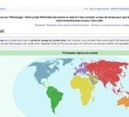 Wikivoyage : Wikipédia lance un guide de voyage collaboratif ce mardi - TourMaG.com | accomodations developpement | Scoop.it