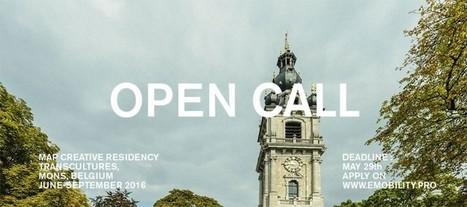 Open #call MAP residency Pépinières européennes 2016 > Transcultures> City Sonic // #mediaart #soundart | Digital #MediaArt(s) Numérique(s) | Scoop.it