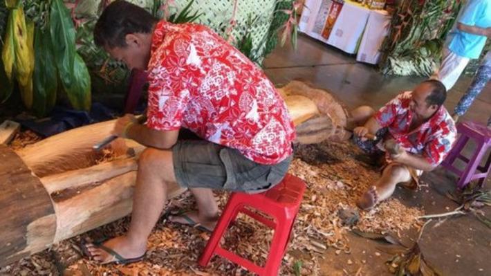 Salon des Marquises : le parcours du combattant des artisans | Polynésie 1ère | Océanie | Scoop.it