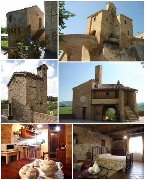 Best Le Marche Accommodation: La Torcia, Loretello | Le Marche Properties and Accommodation | Scoop.it