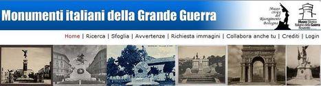 Monumenti italiani della Grande Guerra | Généal'italie | Scoop.it
