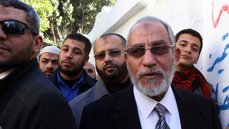 #Egypt ian security forces arrest Muslim Brotherhood leader   Unthinking respect for authority is the greatest enemy of truth.   Scoop.it