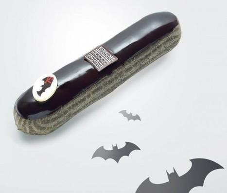 Un éclair chez Fauchon pour les 75ans de Batman | Le Journal du Buzz | Tout et rien | Scoop.it