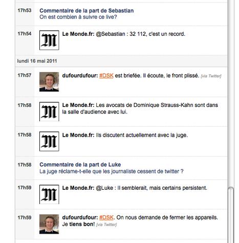 affordance.info: DSK : le bruit et la fureur documentaire | Bibliothèque, rhubarbe et gougnafier | Scoop.it