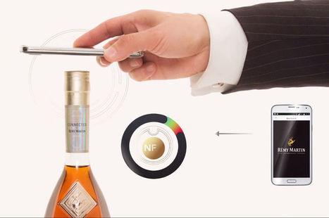 Rémy Martin sortira sa bouteille connectée cet automne sur le marché chinois | Inspiration | Scoop.it