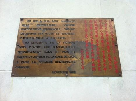 Les travailleurs chinois de la première guerre mondiale (2/2) - 14-18 Chroniques du Centenaire | Nos Racines | Scoop.it