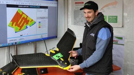 Nouvelles technologies Ferme 3.0: l'agriculture entre dans l'ère du numérique   Pôle de formation BRIACE   Scoop.it