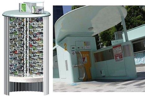 Japan's Automated Underground Bike Storage | Leisure | Scoop.it