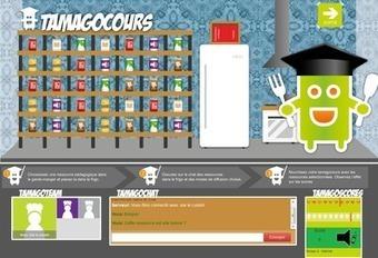 Tamagocours, Un jeu numérique pour apprendre les règles de l'exception pédagogique au droit d'auteur | Serious games : des jeux pour apprendre | Scoop.it