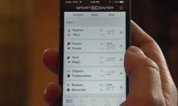 Second Screen Sports Experience Personalized With New SportsCenter App - Lost Remote | screen seriality | Scoop.it
