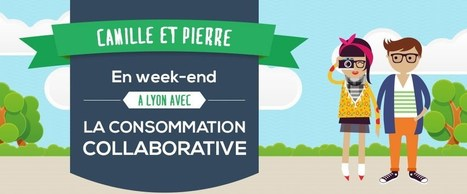 La consommation collaborative en sept infographies | Comportement durable | Scoop.it
