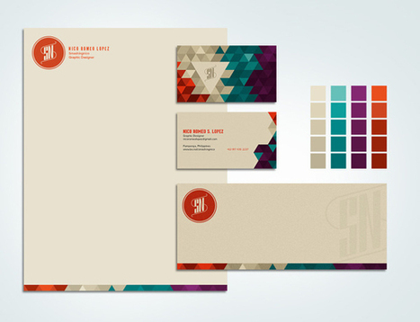 20 Creative Branding And Identity Designs For Your Inspiration | art + design | Scoop.it