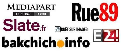 Les pure players s'imposent sur le Net français | Médias et informatique-technologique | Scoop.it