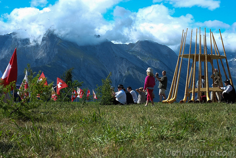 Nendaz Alphorn Festival | Daniel Pfund Photography | Fuji X-Pro1 | Scoop.it