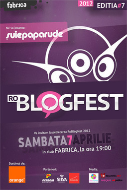 editia 2012 | roblogfest | Best blogs from world wide web | Scoop.it