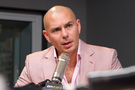 Pitbull Dishes on Jennifer Lopez, Playing a Frog in 'Epic' … and Marriage | Reflejos del Mundo Real | Scoop.it
