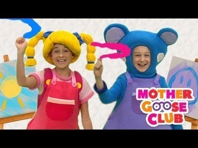 Hello Friend - Mother Goose Club Songs for Children | internet marketing | Scoop.it